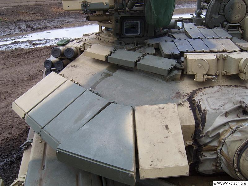 جولة داخليه في الدبابة الجزائرية T-90s . Shtora_26