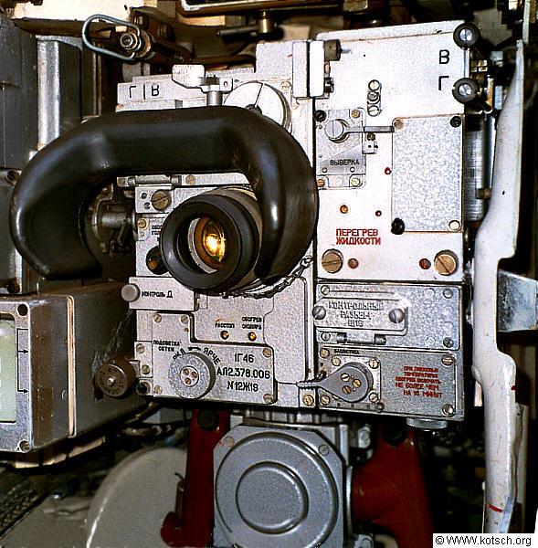 جولة داخليه في الدبابة الجزائرية T-90s . 1G46_001