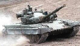 Zielfernrohr Mit Entfernungsmesser : Das panzerdetail feuerleitanlage des kampfpanzers t 80b